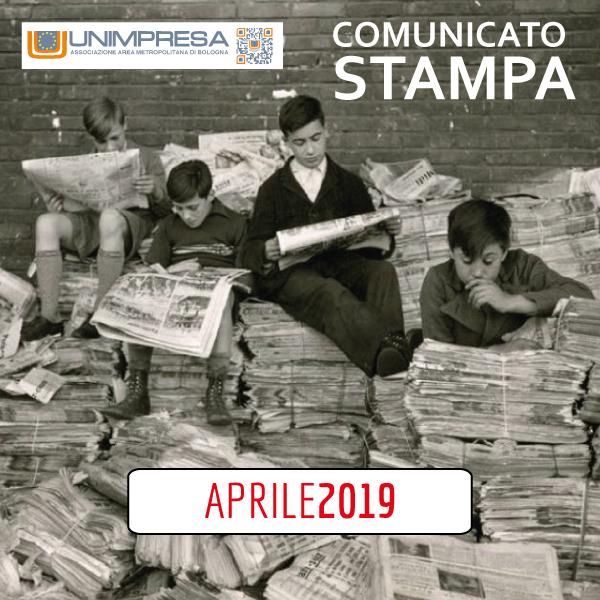 Comunicato Stampa APRILE 2019