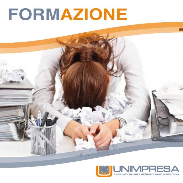 Rischio Stress  Lavoro Correlato – Primo Rilascio
