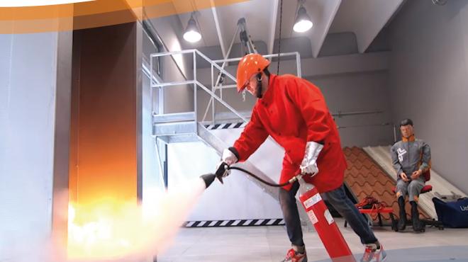 Addetto alle emergenze incendio – rischio medio – Aggiornamento