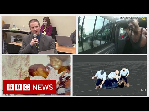 Derek Chauvin trial: Key moments from 14 days of testimony – BBC News
