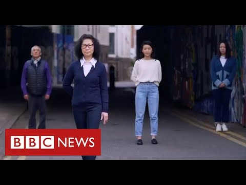 UK sees surge in hate crime against Chinese and East Asian people during Covid pandemic – BBC News