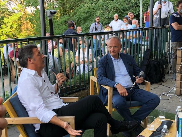 """Quirinale, Renzi """"Ci sono condizioni per fare lavoro tutti insieme"""""""