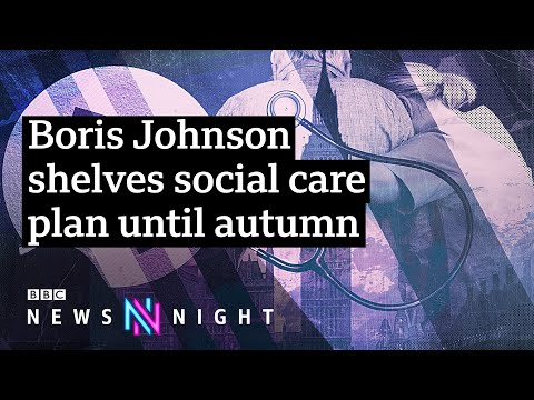 Is raising taxes the best solution to fix the UK's social care crisis? - BBC Newsnight