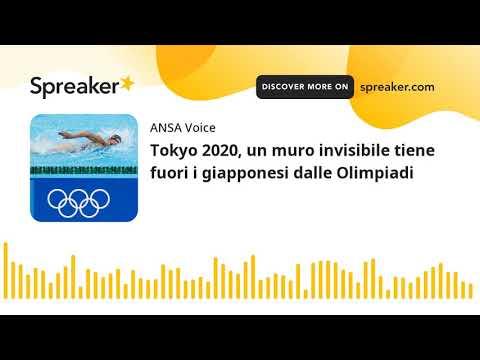 Tokyo 2020, un muro invisibile tiene fuori i giapponesi dalle Olimpiadi