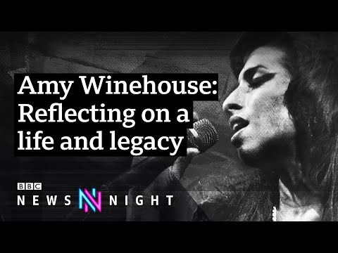 Remembering Amy Winehouse: Musicians reflect and ask, 'has the industry changed? – BBC Newsnight
