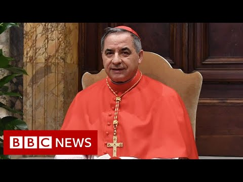 Vatican cardinal on trial in $412m fraud case – BBC News