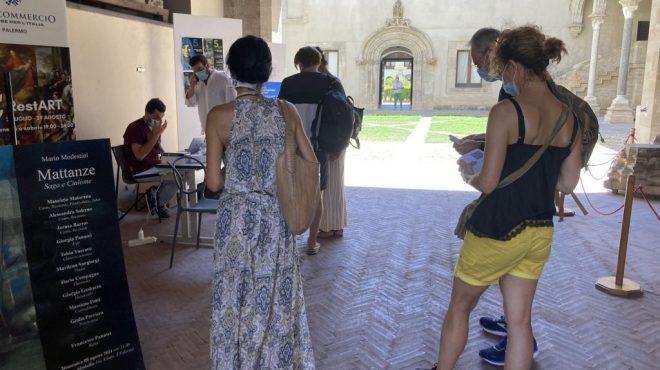 Covid, in Sicilia tamponi gratis all'ingresso di parchi e musei