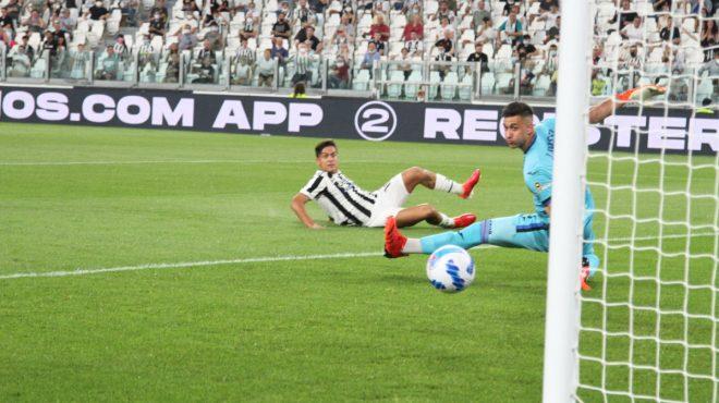 Juve-Atalanta 3-1, Dybala, Bernardeschi e Morata in gol