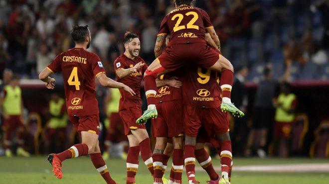 La Roma parte bene, 3-1 alla Fiorentina