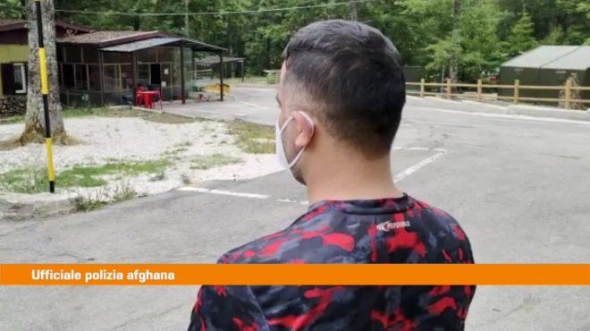 La testimonianza di un afghano evacuato in Italia