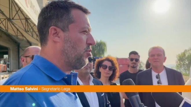 """Recovery, Salvini: """"Riforma della giustizia e taglio tempi P.A."""""""