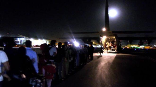 4890 afghani evacuati dalle Forze Armate italiane in 14 giorni
