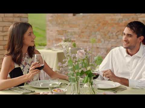 Agriturismo in Emilia-Romagna: accoglienza geografica tipica. Il video della campagna