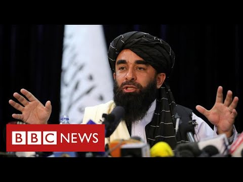 Taliban promise amnesty and freedoms for women and media - BBC News