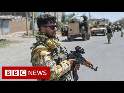 Afghanistan: Taliban continue attacks on three major cities – BBC News
