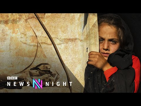 Afghanistan: Chaos spreads at Kabul airport amid scramble to leave – BBC Newsnight
