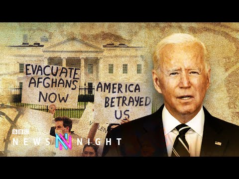 """Afghanistan: Biden Administration """"wouldn't listen"""" to intelligence reports - BBC Newsnight"""