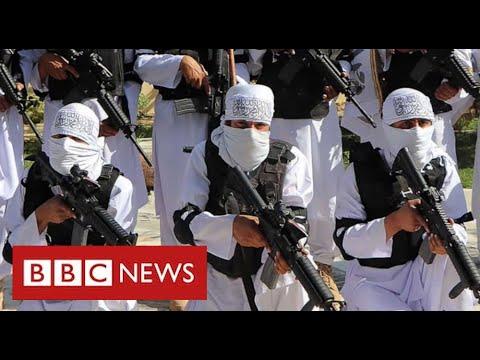 "Warning of new ""civil war"" in Afghanistan if Taliban reject power-sharing talks - BBC News"