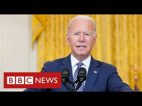 President Biden rejects pleas from G7 to extend Afghan rescue operation - BBC News