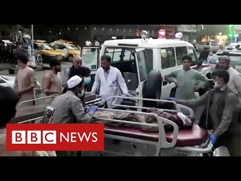 At least 60 dead in bomb carnage at Kabul Airport – BBC News