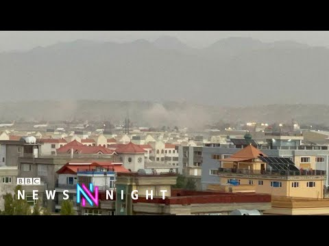 Afghanistan: At least 60 killed in Kabul airport bombings – BBC Newsnight