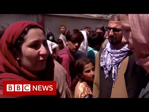 Afghan journalists fleeing for their lives from the Taliban  - BBC News