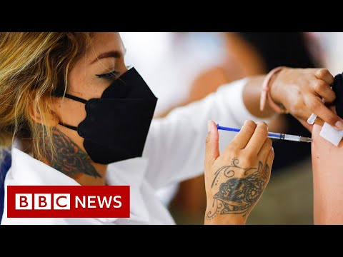 Covid vaccine complications dwarfed by virus risks - BBC News