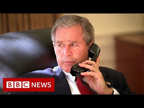 From Bush to Biden: One war, four US presidents on Afghanistan - BBC News