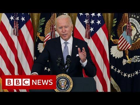 US President Biden calls for $100 vaccine incentive – BBC News