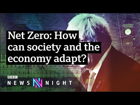What does net zero mean for society and the economy? - BBC Newsnight