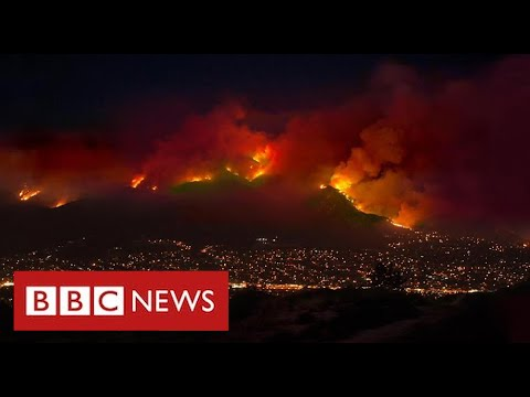Climate emergency report:  China, US and India respond - BBC News