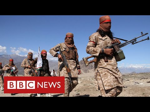 """""""Afghan capital may fall within weeks"""" as Taliban"""" fighters advance across country - BBC News"""