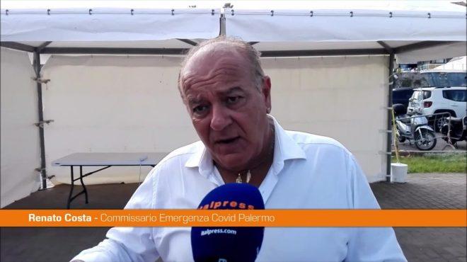 """Commissario Covid Palermo """"medico no vax come prete non credente"""""""