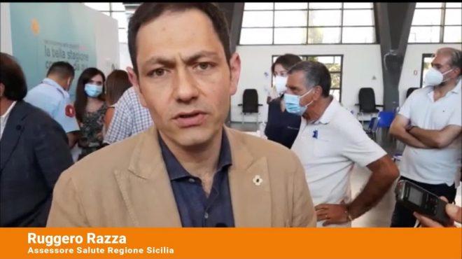 """Covid, Razza """"in Sicilia oltre 80% in ospedale non è vaccinato"""""""
