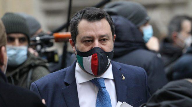 """Green pass, Salvini """"No a nuove restrizioni"""""""