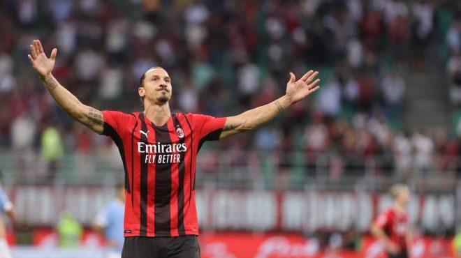 Leao e poi è subito Ibra, il Milan supera 2-0 la Lazio