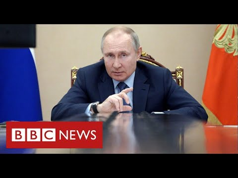 Putin's party heads for re-election with critics banned and claims of voting fraud – BBC News