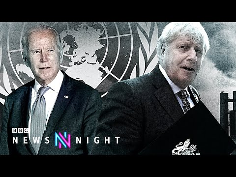 Will there ever be a post-Brexit US-UK trade deal? – BBC Newsnight