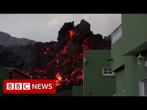 Canary Islands volcano forces further evacuations of La Palma residents – BBC News
