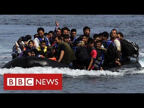 "French navy accuses UK of ""ingratitude"" over migrant crossing patrols  - BBC News"
