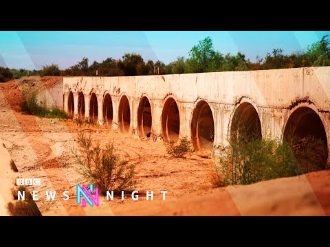 Life at 50°C: Extreme heat and Mexico's struggle for water – BBC Newsnight