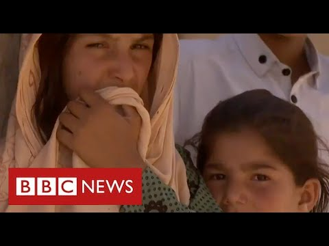 Afghan people welcome end to war but fear for the future