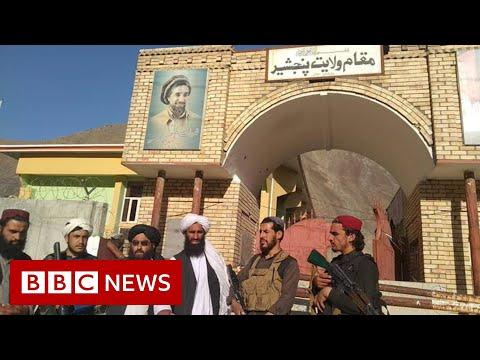 Taliban claim to have taken Panjshir Valley – BBC News