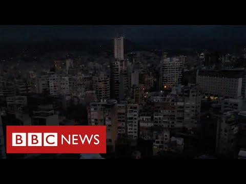 Lebanon plunged into darkness as energy crisis deepens and supplies run short – BBC News