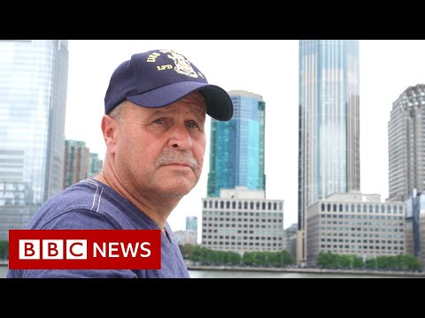 The heroes of the forgotten 9/11 maritime rescue mission - BBC News