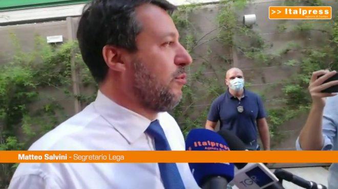 """Salvini: """"La Lega dà fastidio ma non parlo di complotto"""""""
