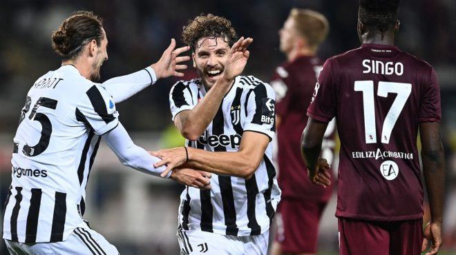 Derby della Mole alla Juve, decide Locatelli nel finale
