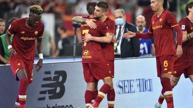 La Roma non sbaglia, battuto 2-0 l'Empoli