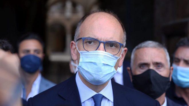 """Governo, Letta """"Da Salvini sempre il solito film"""""""
