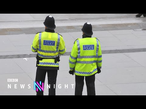 Sarah Everard: Does the police need institutional change? - BBC Newsnight